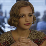 Alicia Vikander - The Danish Girl