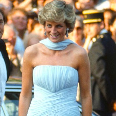 Stars take style inspiration from Princess Diana