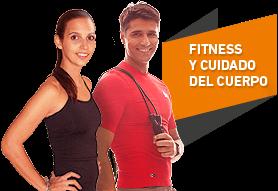 fitness y cuidado del cuerpo