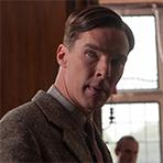 Benedict Cumberbatch por The Imitation Game