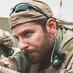 Bradley Cooper por El francotirador