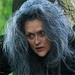 Meryl Streep por Into the Woods