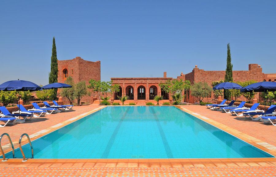 Win a three-night stay in a luxury Berber Castle in Morocco's Atlas Mountains