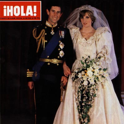 Princess Diana's most noteworthy HOLA! covers