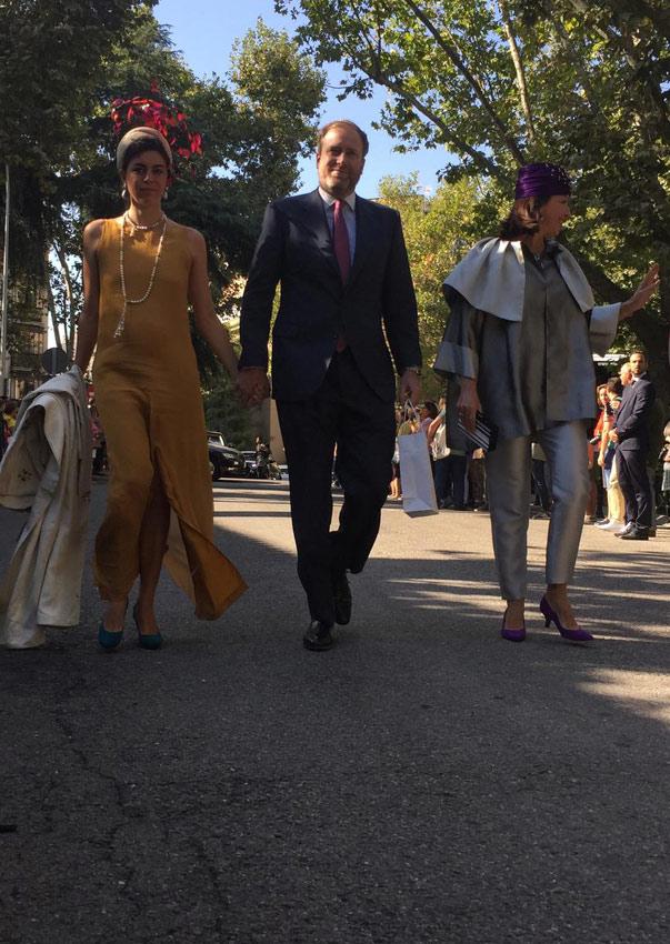 Свадьба внука герцогини Альба